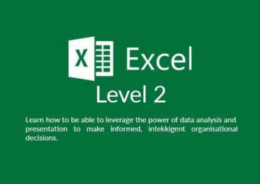 Microsoft Office 2010 – Excel  Level 2