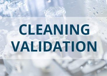 CLEANING VALIDATION